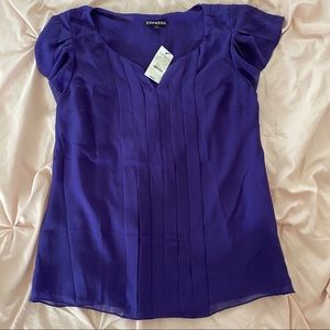 New Express Pleated Blouse